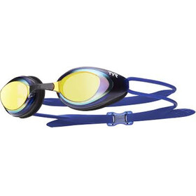 TYR Blackhawk Racing Polarized Goggles gold/black/navy